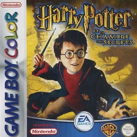 harry potter et la chambre des secrets pc harry potter et la chambre des secrets sur gameboy
