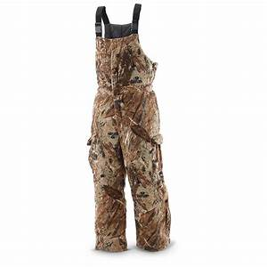 Guide Gear U00ae Sherpa Bibs  Mossy Oak Break