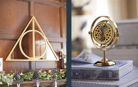 Pottery Barn Releases Adorable 'harry Potter' Line