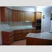 blue-painted-kitchen-cabinets