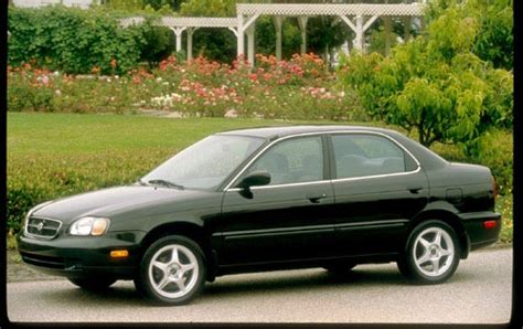 old car manuals online 2002 suzuki esteem parking system maintenance schedule for 2000 suzuki esteem openbay