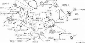 Infiniti Q45 Engine Camshaft  Valve  Timing  Mechanism
