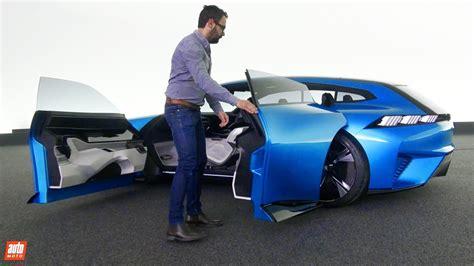 2017 Peugeot Instinct Concept [présentation]  La Voiture