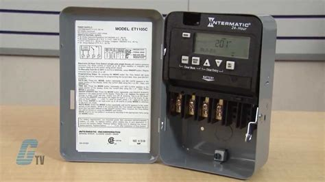 Intermatic Series Hour Time Switch Timing Relay