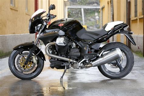 moto guzzi 1200 sport 4v 2008 motorcycle review mcn