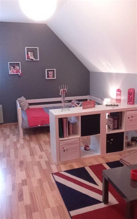 Chambre De Fille Moderne Daco Chambre Ado Fille Moderne Ikea Galerie Et Chambre Ado