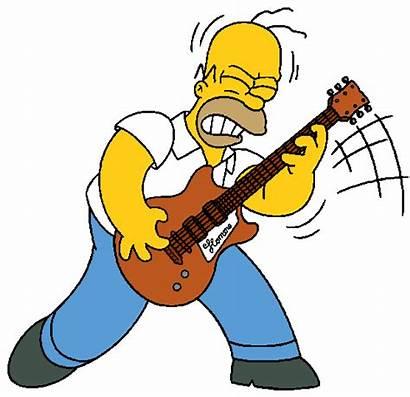 Homer Simpson Simpsons Clipart Clip Funny Cartoon