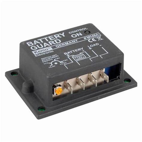 Battery Low Voltage Disconnect Lvd Positive