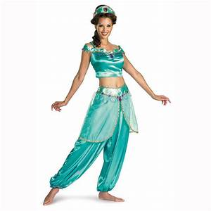 Adult Disney Princess Jasmine Women Costume | $53.99 | The ...
