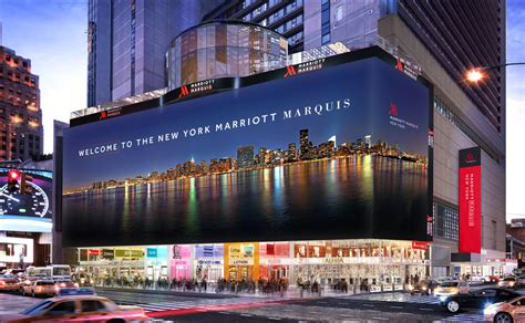 New York Marriott Marquis In New York  Hotel Rates