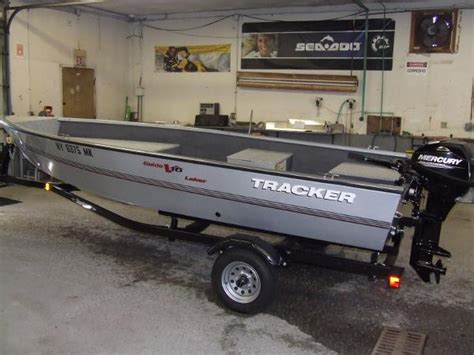 Used Tracker Boats For Sale In California by Used Power Boats Utility Tracker Boats For Sale In United