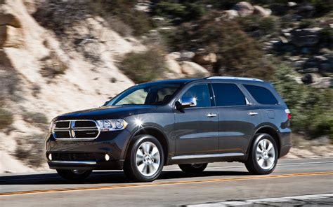 2018 Dodge Durango Side View Photo 31329968 Automotivecom