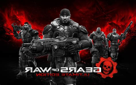 Gears Of War Animated Wallpaper - gears of war ultimate edition wallpapers 66 wallpapers