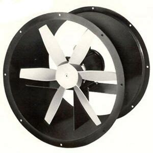 12 quot explosion proof axial exhaust fan 4 blades 3450