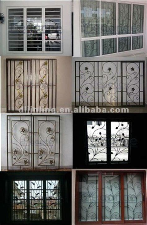 Bedroom Window Grill by Grille Designs Logi Window Grill Design