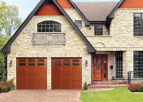 Fiberglass Garage Doors  On The House