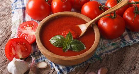 sauce tomate maison la recette ensaucecom