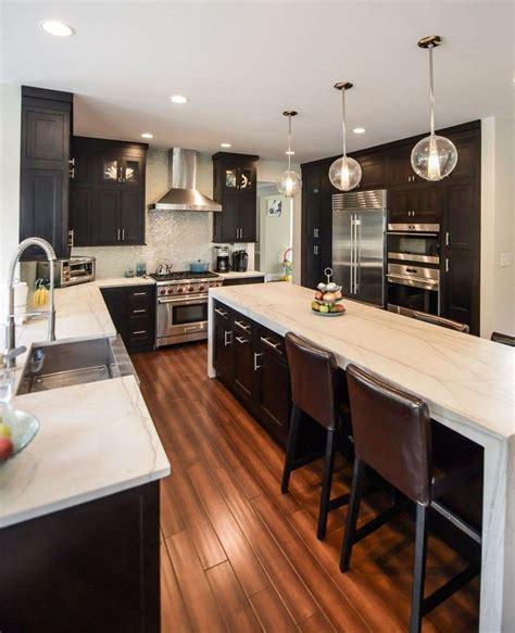 17+ Appealing Kitchen Decor Espresso Cabinets