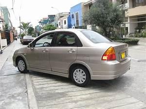 2003 Suzuki Aerio - Information And Photos