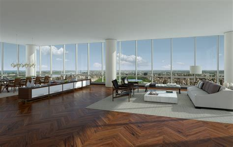 Lap of luxury: One57?s cheapest apartment is ONLY $7.35