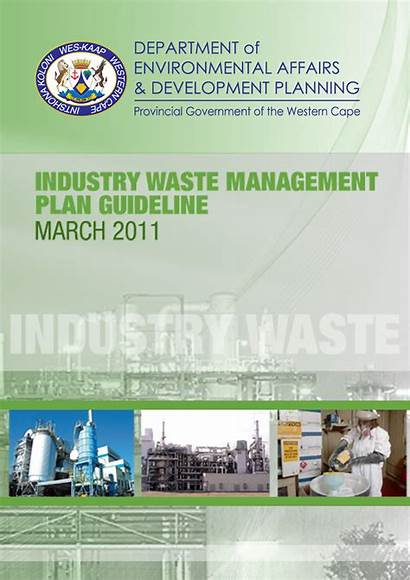 Waste Management Plan Examples Industry Example Business