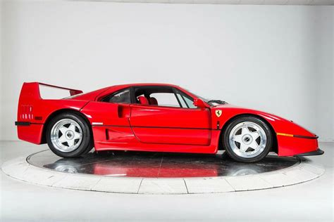 The ferrari f40 is one of the most iconic cars ever made, and our favorite car guy, doug demuro, got to drive one for the first time. $1.5 Million Ferrari F40 With 2,000 Miles Is One Of Craigslist's Finest