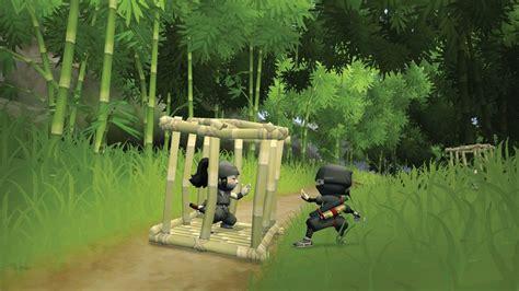Io Deploys Mini Ninjas Gamespot