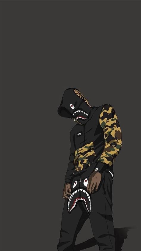 yeezy bape   bape wallpapers hypebeast wallpaper