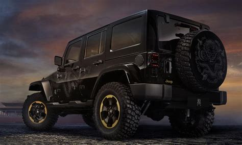 Most Expensive Jeep Cars In The World 2016