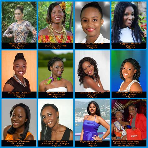 Haynes Smith Miss Caribbean Talented Teen Pageant Confirms