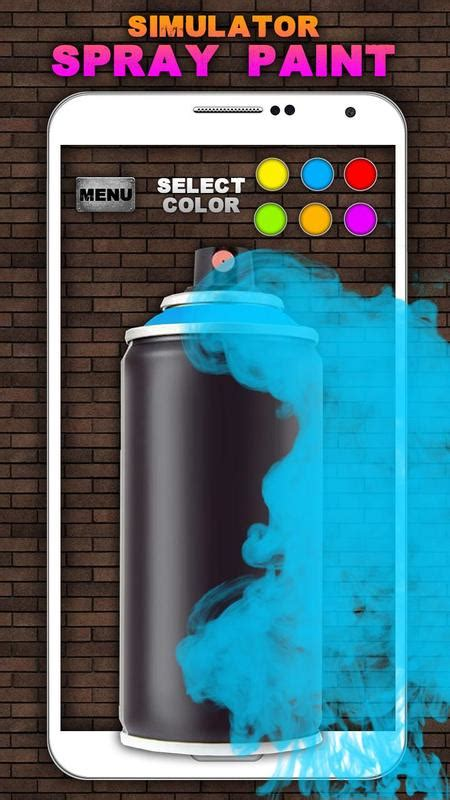 Simulator Spray Paint For Android  Apk Download