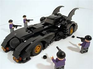 Lego Batman Batmobile : lego batmobile from tim burton 39 s batman lego lego batmobile lego lego tumbler ~ Nature-et-papiers.com Idées de Décoration