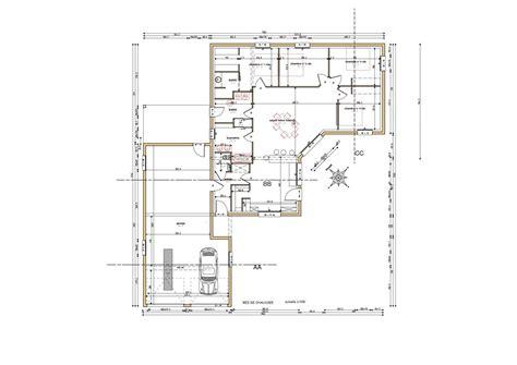 avis sur plan de maison plein pied 130 m2 garage 75 m2 21 messages