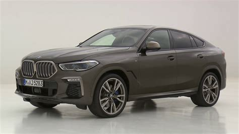 when will 2020 bmw x6 be available 2020 bmw x6 exterior design