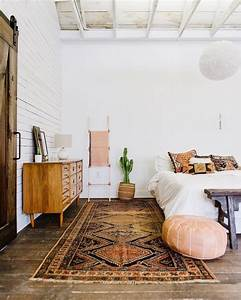 les 10 commandements dune deco boho elephant in the room With tapis oriental avec le corner canapé scandi
