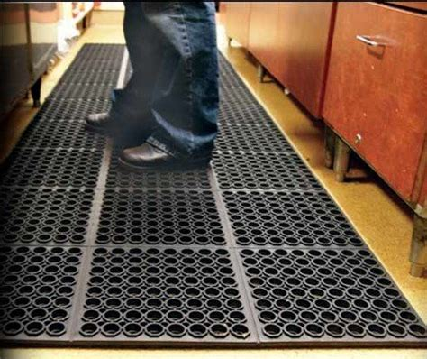 Kitchen Mats For Safety by Food Service Rubber Kitchen Mat Anti Fatigue Anti Slip