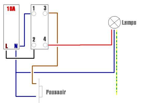 branchement d une minuterie d escalier 9 messages
