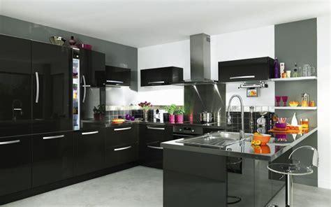 cuisine gris noir cuisine indogate cuisine gris et bois cuisine blanc