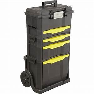 rangement outils roulante