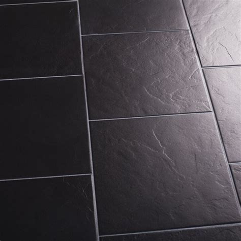 Black Floor Tile   Divinodessert.com