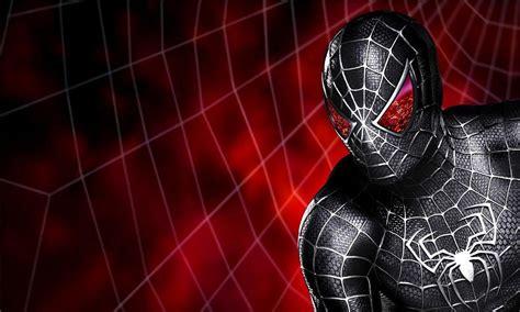 Black Spider-man Wallpapers