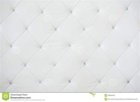 Modern Tufted Leather Sofa by White Leather Texture Stock Photography Image 28659422