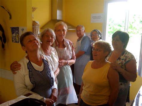 groupe de cuisine second groupe de cuisine senioriales
