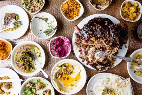 zahav review bon appetit