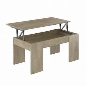 Table Basse Relevable Pas Cher : table basse relevable bois achat vente table basse relevable bois pas cher cdiscount ~ Teatrodelosmanantiales.com Idées de Décoration