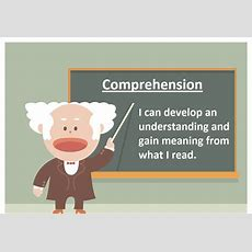 Iheartliteracy Reading Comprehension The Basics