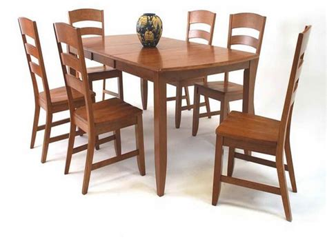 Expandable Dining Tables For Small Spaces