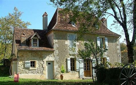 escape  europe  holiday homes french cottage french property french country style