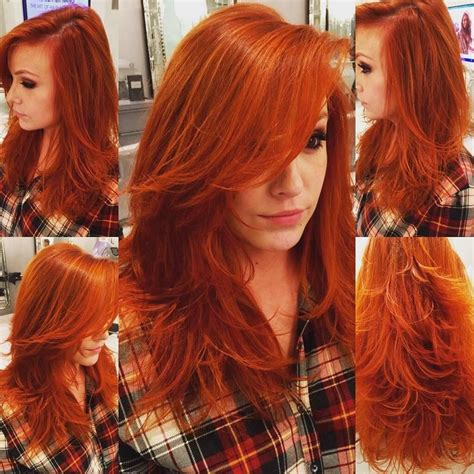 35 Stunning New Red Hairstyles And Haircut Ideas For 2019