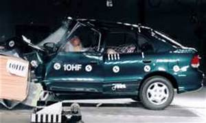 Euro NCAP crash test results The AA